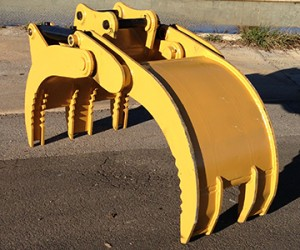 20T Hydraulic Grapple (1)