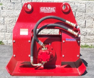 GENPAC Plate Compactor