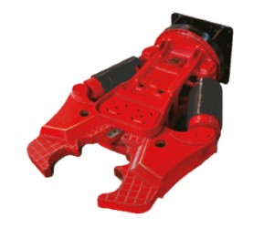 JAB - Hydraulic Crusher