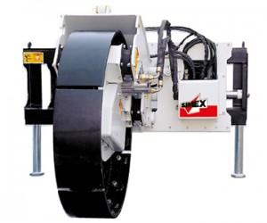 Simex Vibrating Compaction Wheel